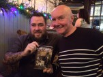 Irvine Welsh loving Old Dog Books